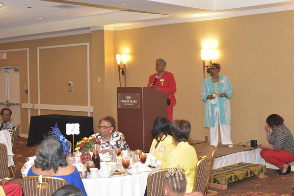 Mother & Daughter Luncheon 5-18-2019