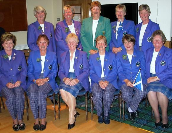 2006 Seniors Ladies  Home Internationals