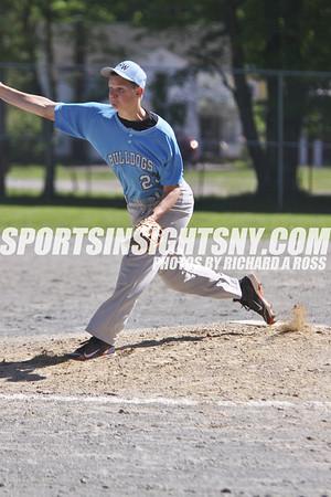 Sullivan West vs. Liberty Baseball