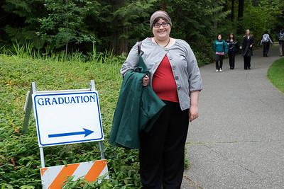 2010 06 11:  Evergreen Graduation