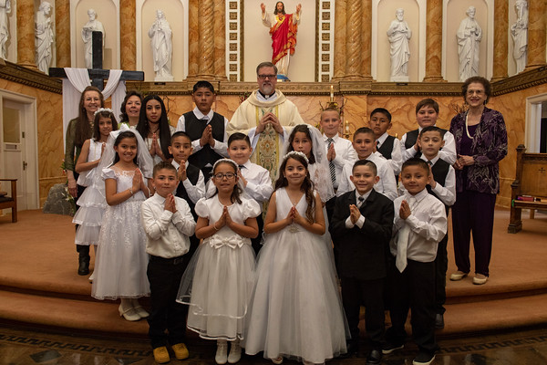 1st Communion 2019