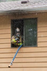 Noe Place Fire (Beacon Falls, CT) 4/3/18