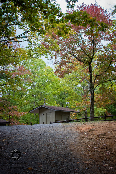 Fall at Fort Mountain 2019