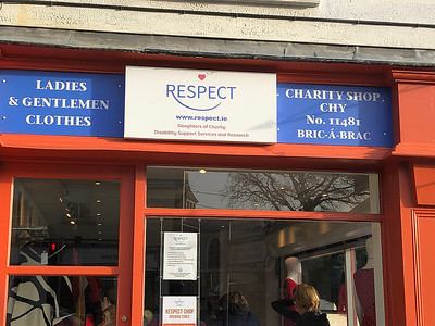 New RESPECT Shop