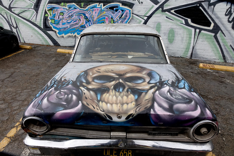 Ford Fairlane in Arts District
