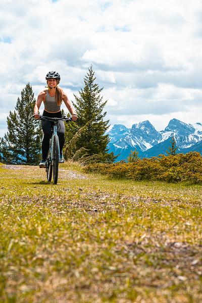 Cycling Legacy Trail June 2020