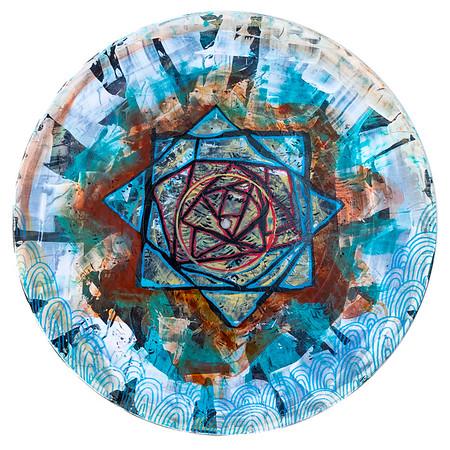 Vinyl Record Mandalas Vol. 2