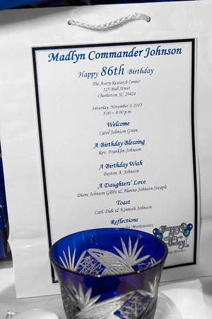 Madlyn Johnson's Birthday Celebration 3