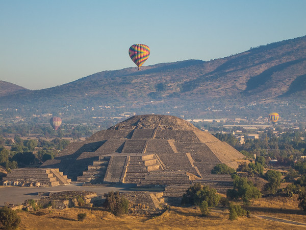 Teotihuacan, A New Dawn, Dec. 2016