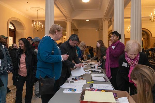 The Arc of Massachusetts: Legislative Reception 3/6/19