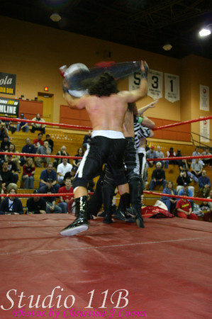 Warrior 1 MUCHO May-Hem - May 15, 2005 - Oshawa, Ontario