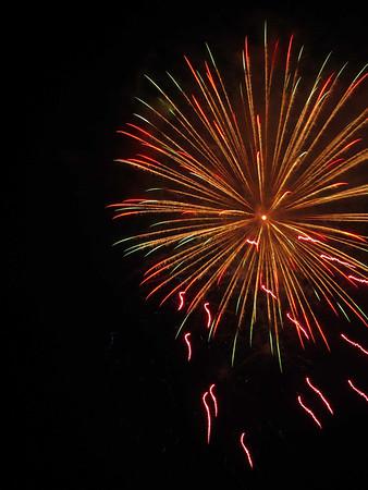 Dillard Fireworks 2011
