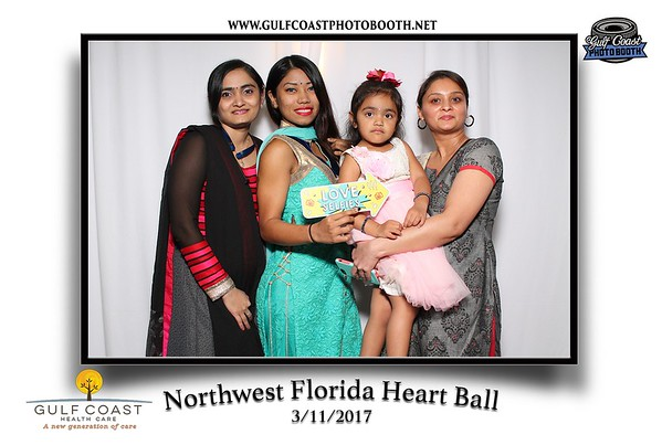 2017 Northwest Florida Heart Ball