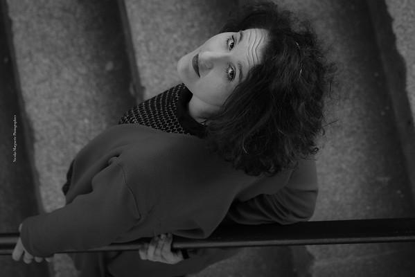 Fanny LH, Pont Bir Hakeim, Un Jour d' Avril 2017