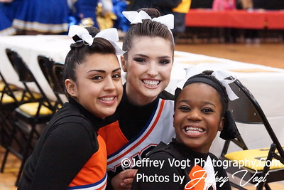 02-04-2012 Watkins Mill HS Division #3 Poms Championship at Richard Montgomery HS, Photos by Jeffrey Vogt Photography
