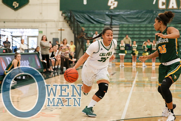 Cal Poly Women's Basketball