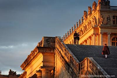 Les premières photos de l'Hôtel Airelles Château de Versailles, Le Grand Contrôle