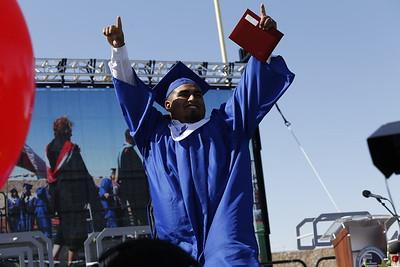 2021 Irvin High School Graduation
