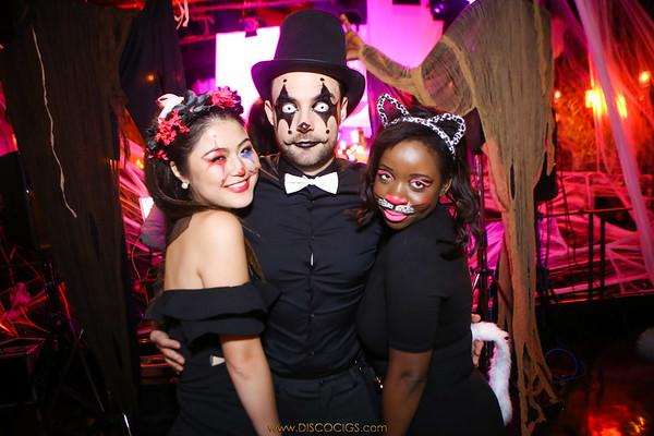 Legato Halloween | 10-26-18