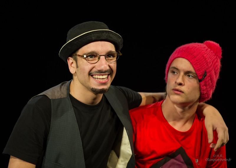 élèves en scène - duos et trios