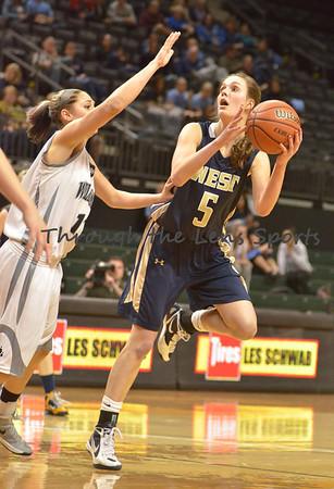 Willamette vs. West Albany Girls High School Basketball