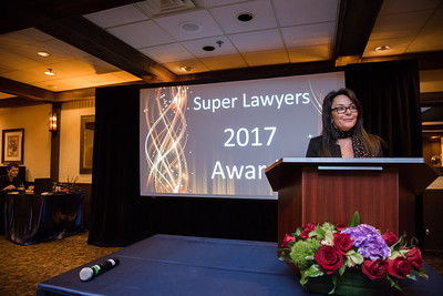 Super Lawyers Awards Dinner