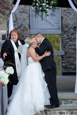 Jordanne + Adam / Knights Castle Wedding Photography
