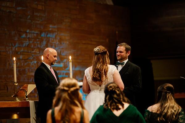 Landry & Ross got married!