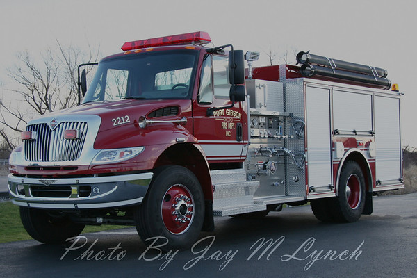 Port Gibson Fire Department