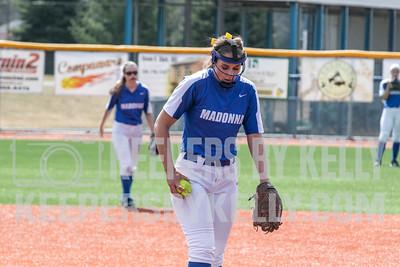 MU Softball Apr 6th