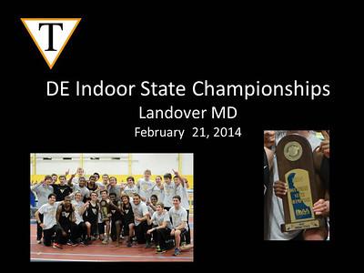 2014 DE Indoor State Championships