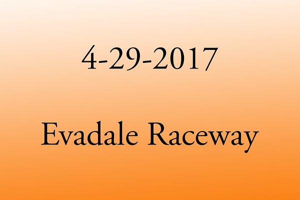 4-29-2017 Evadale Raceway 'TnT'