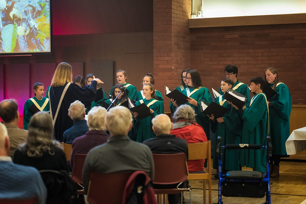 Peace Choir, November 11, 2018