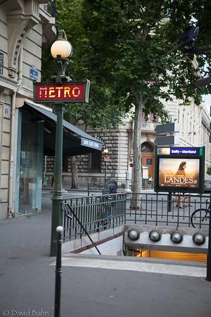Orangerie, Champs-Élysées & Saint Chapelle