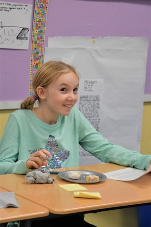 Fifth Graders Celebrate Small Moments