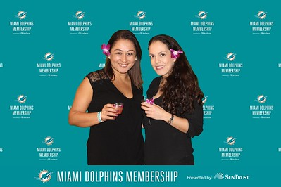 Miami Dolphins Taste of the NFL 2018