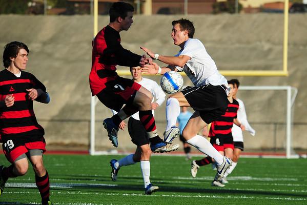 Grossmont Tournament, TP V vs CCA 12-17-11