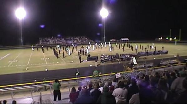 2008-10-11: West Johnston Invitational