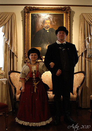 Victorian Holiday Tea 2010