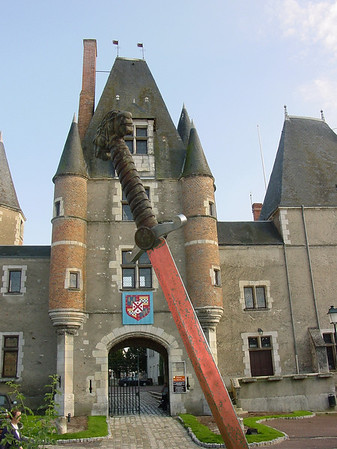 Aubigny sur Nere