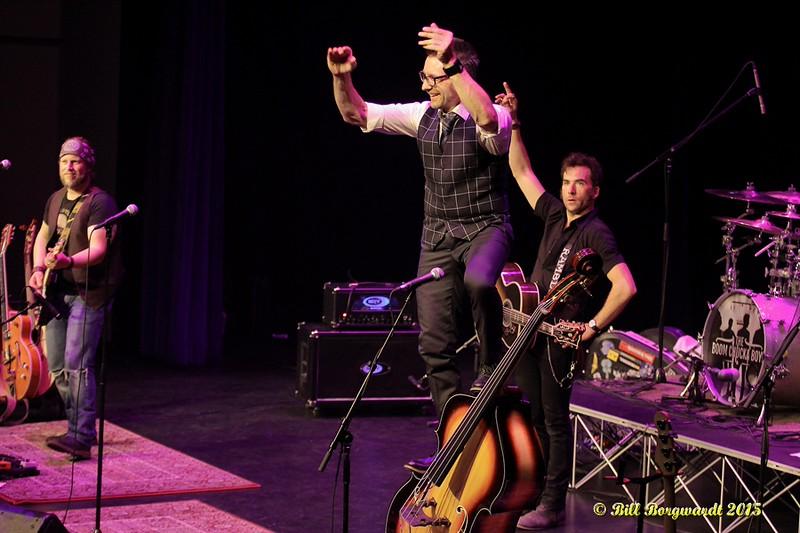 Joel Rathjen, Teddy Michaylow, Ryan Langlois - Boom Chucka Boys - McLab Theatre 2015 472