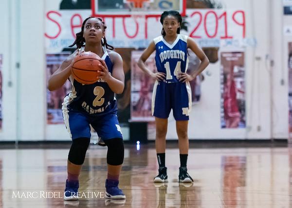 Broughton girls varsity basketball vs Sanderson. February 12, 2019. 750_6080