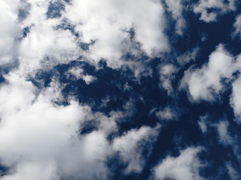 The ever changing sky - Foto: Geir