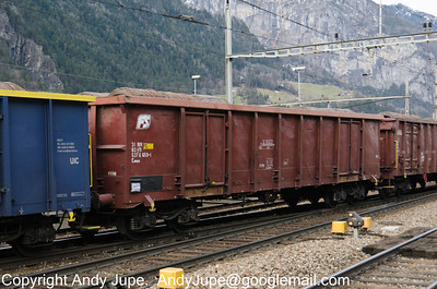 E Coded (83) (Ordinary High-sided Open wagon)