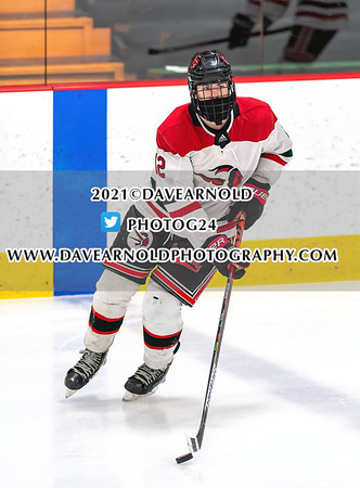 2/20/2021 - Boys Varsity Hockey - Reading vs Winchester