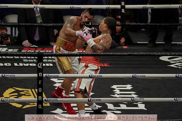 Gervonta Davis Defeats Jesus Cuellar by 3rd Round TKO