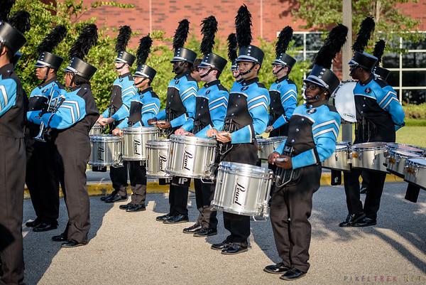 Spain Park High School Band 2018