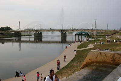 2012-07-01 Dayton CityFolk Festival and Fireworks