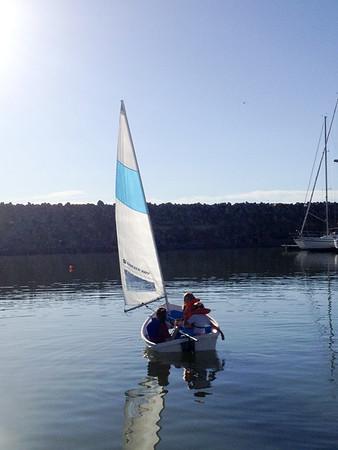 Great Salt Lake Yacht Club Junior Sailing Program