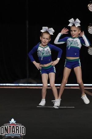 Indy, Duo, Stunt, Non-Compete, Prep, Dance